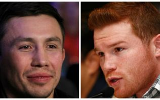 Canelo accuses Gennady Golovkin of being afraid to fight him