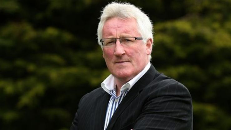 Eamonn Fitzmaurice compares Pat Spillane to Donald Trump
