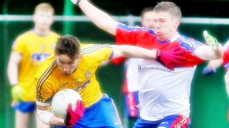 The best internet reaction as New York almost pull off an unimaginable upset over Roscommon