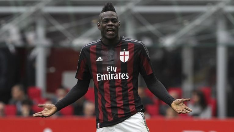 Mario Balotelli misses penalty, makes bizarre phonecall and has (apparently) turned over a new leaf