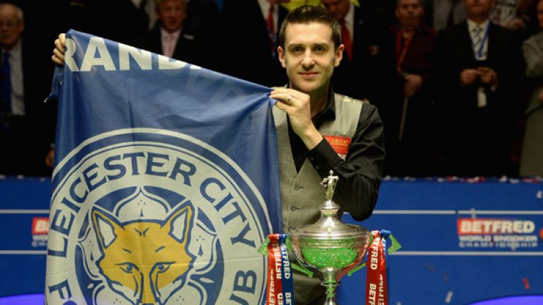 On top of historic Premier League win, Leicester gained a world champion on Monday