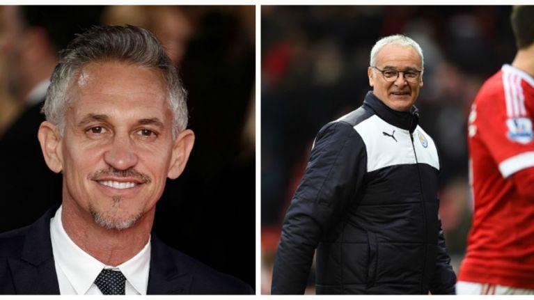 Gary Lineker tries to explain away *that* Ranieri tweet