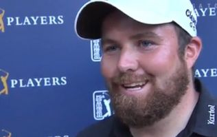 Shane Lowry is doing the nation proud and his attitude to golf is certainly refreshing