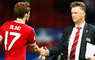 Louis van Gaal urges Daley Blind to leave Manchester United for Barcelona