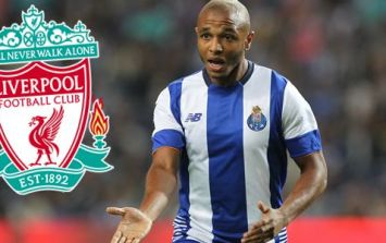 Liverpool are said to be close to breaking club transfer record to sign Algerian winger from Porto