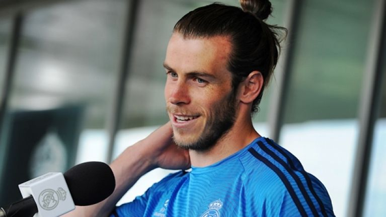 Gareth Bale addresses rumours linking him to Manchester United