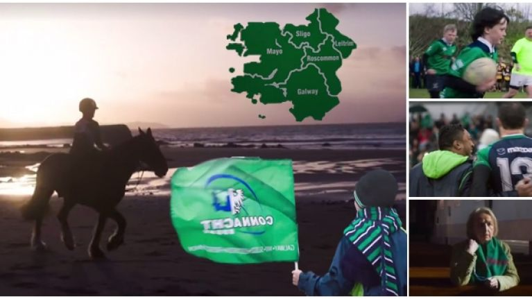 VIDEO: Connacht's inspirational promo for the Pro 12 final will leave the hairs standing all over your body