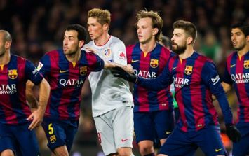 Barcelona facing a defensive headache as centre-half wants to leave for Serie A
