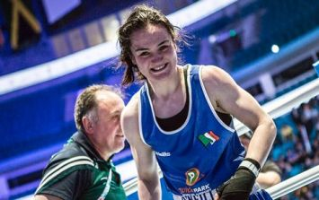 Ireland's latest world boxing superstar won't be able to compete at the Olympics