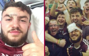 EXCLUSIVE: Westmeath hero Warren Casserly tells SportsJOE how he was almost scalped against Kilkenny