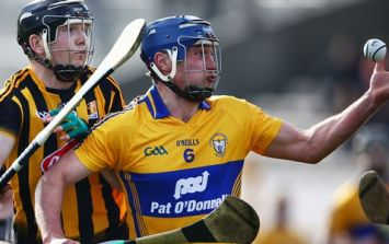 2013 Clare All-Star hurler sidelined with a most unusual medical issue