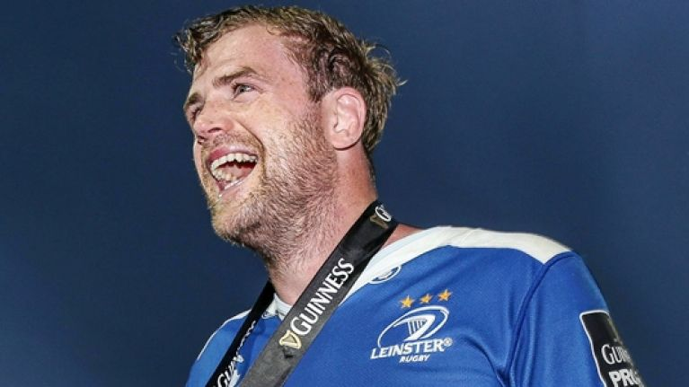 Jamie Heaslip - The beating heart, soul and ego of Leinster Rugby