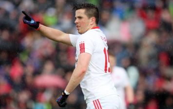 Tyrone's top scorer this year almost quit the county panel