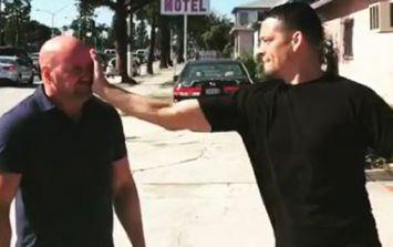 Dana White shoots down Nate Diaz return with all too familiar response