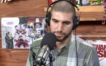 Watch: Ariel Helwani speaks emotionally about 'life ban' incident