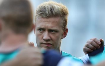 Premiership club responds to links to Stuart Olding