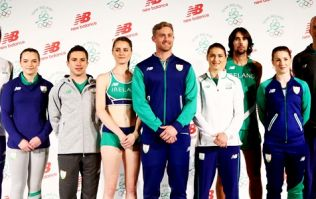 One of Ireland's best Olympic medal hopes has been left at home