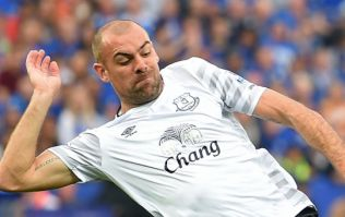 Darron Gibson has only gone and bagged himself a new Everton contract