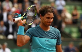 Disappointed Rafael Nadal announces that he's been ruled out of Wimbledon