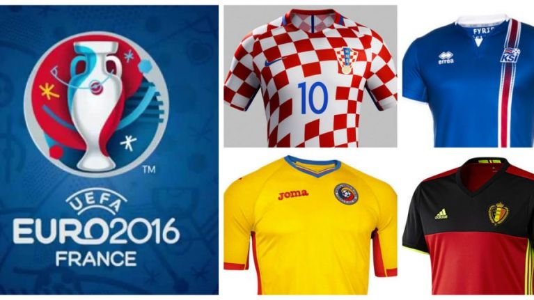 b2da723345eb10 The definitive sexiness ranking of Euro 2016 home kits – from worst to best