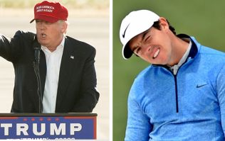 Burn! Rory McIlroy trolls Donald Trump as US Presidential candidate suffers embarrassing golfing loss