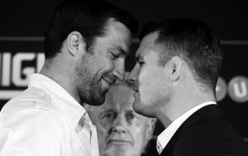 Michael Bisping definitively states who he will NOT be facing in his first middleweight title defence