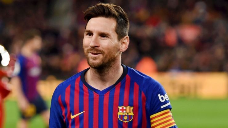 "Lionel Messi told ""you know where the door is"" after questioning manager"