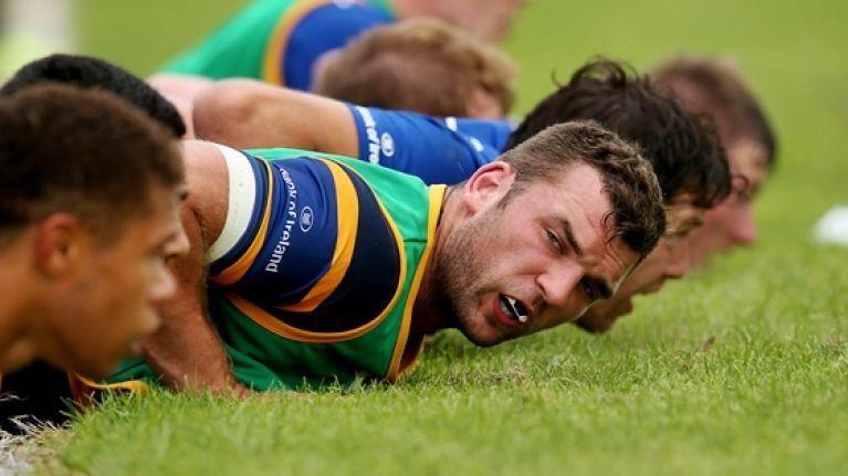Leinster lose promising Irish lock to Welsh rivals
