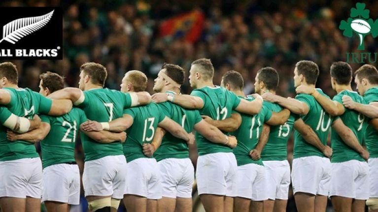 The Ireland team Joe Schmidt should pick to beat New Zealand