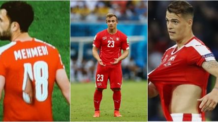 official photos 678c7 58819 Xherdan Shaqiri comes out with quote of Euro 2016 contender ...