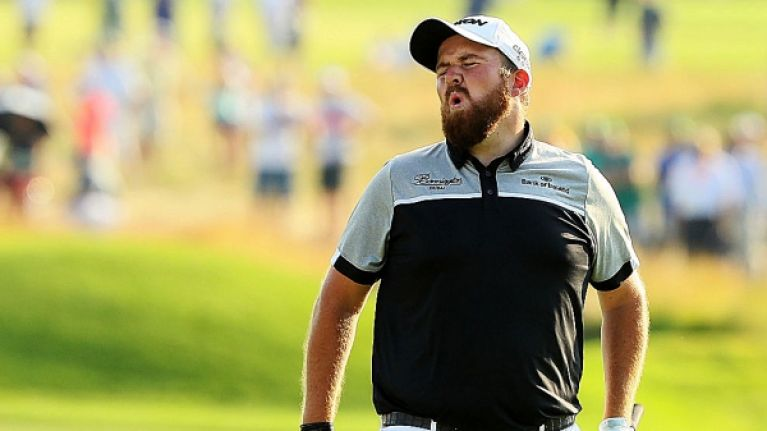 Bookies reckon it won't be long before Shane Lowry gets his hands on a major