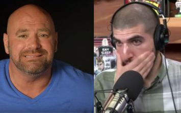 "Dana White harshly criticises Ariel Helwani for ""weasel move"" he pulled at UFC 199"