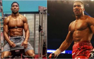 Anthony Joshua reveals the diet that made him world heavyweight champion