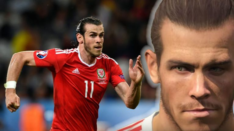 Watch: Gareth Bale's Euro 2016 goals brilliantly recreated by makers of Pro Evo