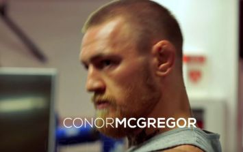 WATCH: Conor McGregor has intense sparring session with former world champion boxer in new documentary series