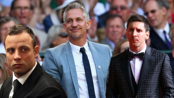 Gary Lineker is on the rampage about today's current affairs and it is brilliant