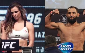 UFC 200's new main event was almost ruined at the weigh-ins