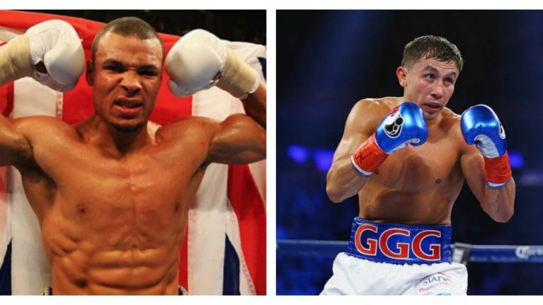 Chris Eubank Jr reacts to missing out on Gennady Golovkin bout