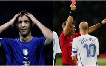 Marco Materazzi finally confirms what he said to Zinedine Zidane