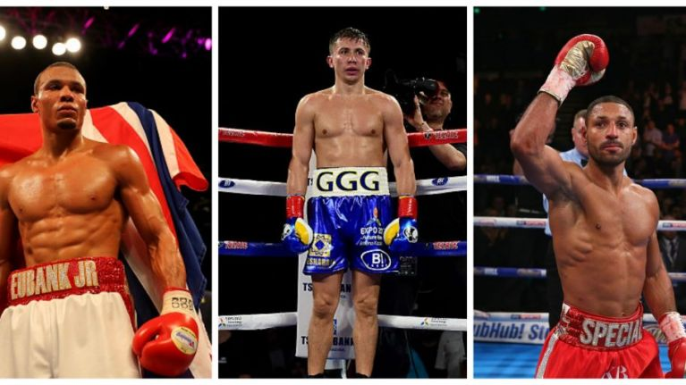 Here's why Chris Eubank Jr isn't getting to fight Gennady Golovkin