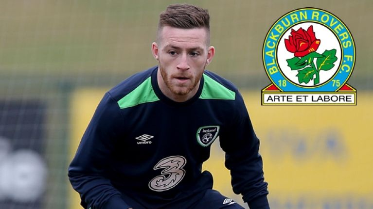 Blackburn Rovers' manager heaps praise on new signing Jack Byrne