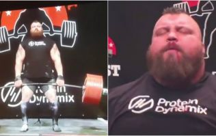 The 500kg deadlift that nearly killed a man