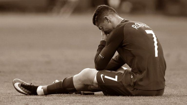 Cristiano Ronaldo S Injury Was Like The Crucifixion Of Jesus Christ