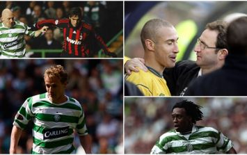 QUIZ: How well do you know Celtic players of the 2000s?
