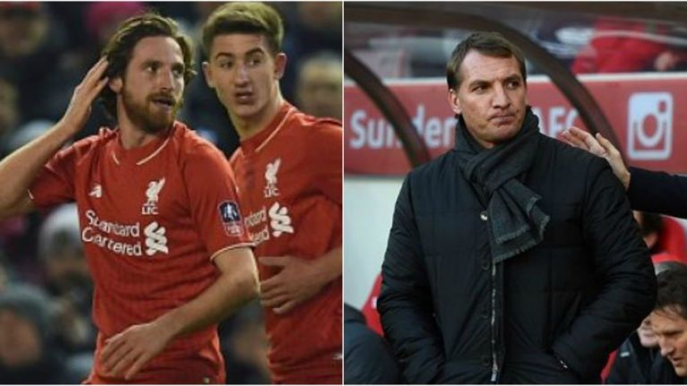 Stoke City poke fun at 'Deluded Brendan' over Joe Allen signing