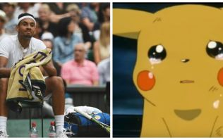Nick Kyrgios has the perfect response to complaint about his Pokemon Go obsession