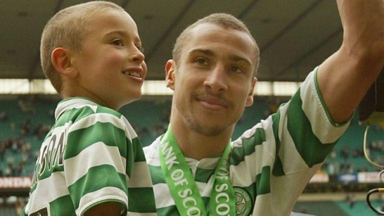 dla całej rodziny Stany Zjednoczone bardzo popularny Henrik Larsson will not allow his son Jordan to compete at ...