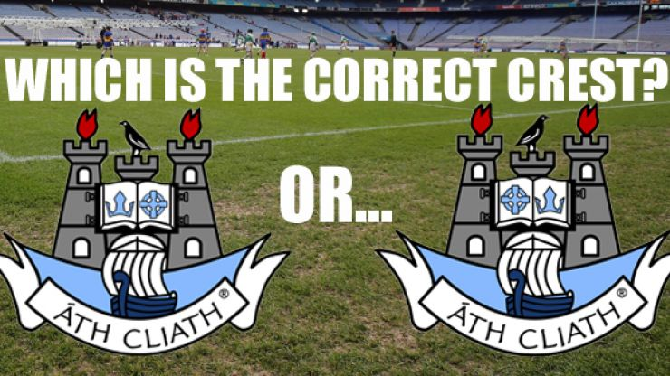QUIZ: Which is the correct GAA crest?