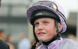 Irish jockey Connor King fractures vertebrae in nasty fall at Galway races