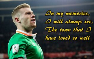 8 times James McClean's unbelievable selflessness came to the rescue of his home town